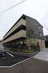 COZY COURT[3階]の外観