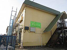 宮城県仙台市若林区弓ノ町の賃貸アパートの外観