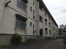大阪府高槻市松原町の賃貸マンションの外観