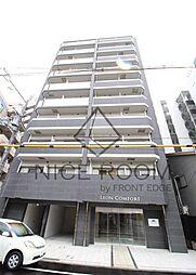 レオンコンフォート難波ミラージュ[8階]の外観