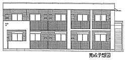ボヌール レイワB(アパート)