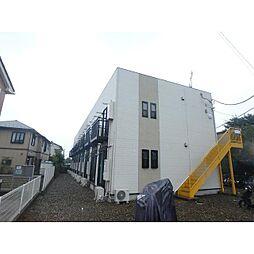 グランパーク[1階]の外観