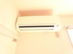 グレース田喜野井II番館のエアコンもついています