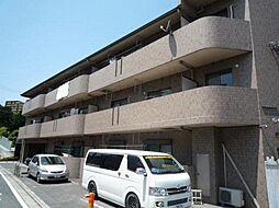 阪急千里線 山田駅 バス10分 山田南下車 徒歩2分の賃貸マンション