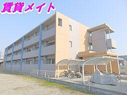 三重県四日市市金場町の賃貸マンションの外観