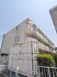 埼玉県朝霞市西原2丁目の賃貸マンションの外観