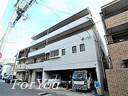 兵庫県神戸市灘区友田町1丁目の賃貸マンションの外観
