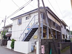 コーポすみれ[2階]の外観