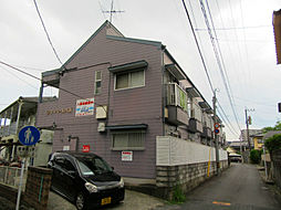 福岡県北九州市小倉北区上到津1丁目の賃貸アパートの外観