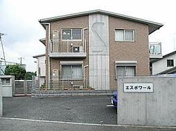 エス・ポワール(川島町)[102号室]の外観