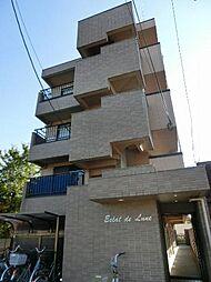 愛知県稲沢市正明寺2丁目の賃貸マンションの外観