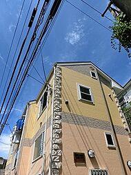 神奈川県横須賀市追浜町2丁目の賃貸アパートの外観