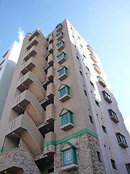 愛知県名古屋市千種区末盛通2丁目の賃貸マンションの外観