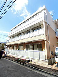 神奈川県川崎市川崎区桜本2丁目の賃貸アパートの外観