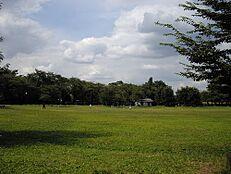 公園区立柏の宮公園まで650m