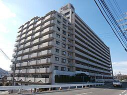 ライオンズマンションリバーサイド布施屋611[6階]の外観