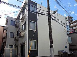 東京都墨田区立花4丁目の賃貸マンションの外観
