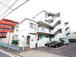 埼玉県朝霞市三原3丁目の賃貸マンションの外観