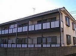 ハイツ早宮A[2階]の外観