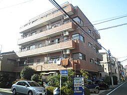 サンセット90[3階]の外観