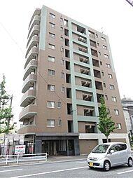 福岡県北九州市小倉北区神幸町の賃貸マンションの外観