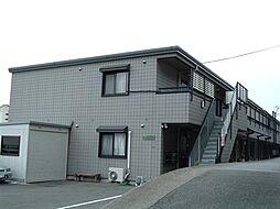 兵庫県神戸市長田区重池町2丁目の賃貸アパートの外観