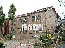 若竹荘[2階]の外観