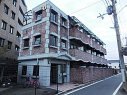 兵庫県尼崎市武庫之荘本町1丁目の賃貸アパートの外観