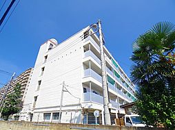 清水マンション[4階]の外観