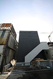 兵庫県尼崎市東本町1丁目の賃貸アパートの外観