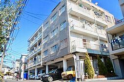 佐野マンション[2階]の外観