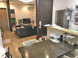 Osaka Metro谷町線 出戸駅 徒歩10分 4LDKの居間