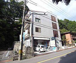 京都府京都市北区上賀茂葵田町の賃貸アパートの外観