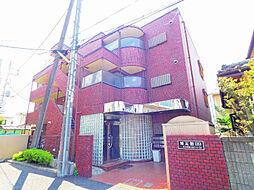 埼玉県所沢市星の宮2丁目の賃貸マンションの外観