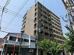 HILLS六ツ門[3階]の外観