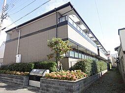 京都府京都市中京区西ノ京藤ノ木町の賃貸マンションの外観