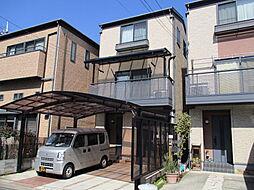 [一戸建] 東京都江戸川区南葛西2丁目 の賃貸【/】の外観