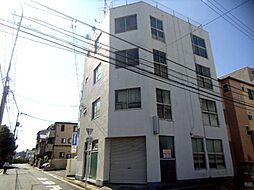 広島県広島市南区皆実町2丁目の賃貸マンションの外観