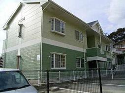 山口県下関市一の宮学園町の賃貸アパートの外観