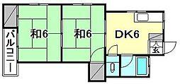 勝山町駅 3.1万円