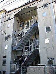 立花コーポ[1階]の外観