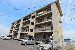 福岡県北九州市若松区東小石町の賃貸マンションの外観