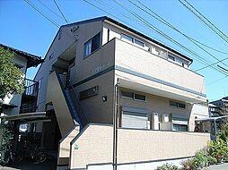 千早駅前コーポ[1階]の外観