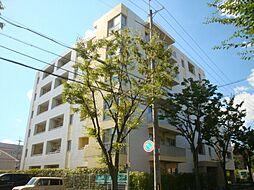 グリーンコートARAMAKI[6階]の外観