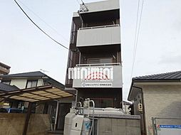 OMレジデンス岩倉[3階]の外観