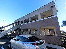 千葉県佐倉市石川の賃貸アパートの外観