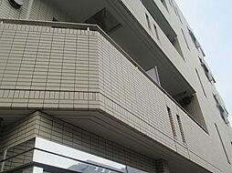 東京都大田区北馬込1丁目の賃貸マンションの外観