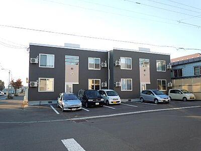 外観,1LDK,面積45.65m2,賃料5.9万円,バス 東1条2丁目下車 徒歩1分,,北海道旭川市東一条2丁目