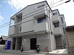 京都府京都市下京区柿本町の賃貸マンションの外観