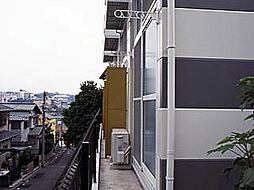 レオパレスFONTEINE[204号室]の外観